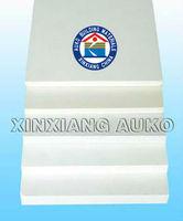 7mm vinyl faced Drywall / decorative drywall / drywall board(AK-GS)