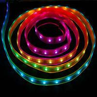 5M Dream color led strip Horse Race 5050 RGB LED Strip& IR remote Controller