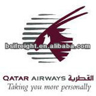 Air Freight shipping services.air cargo to Calcutta,India From Guangzhou By Qatar Airways