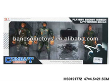 Toy Soldiers Plastic Army Set For Children