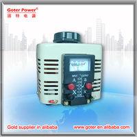 Touch regulator contains servo motors GT6