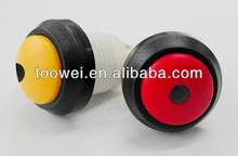 mini micro momentary lighted push button switch