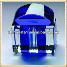 Cristal del Perfume del coche botella de decoración para mujeres de regalo