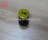 aluminum whisky bottle cap