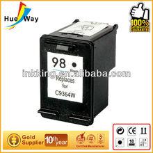 ink cartridge 725 825 Tintenpatrone for hp C9364W -98 from Hueway
