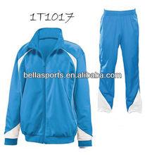 2013 custom blank sportswear pants jackets tracksuits 100% polyester warm-up track