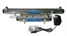 Stainless steel water purifier UV sterilizer