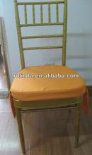 Aluminum Banquet Chair With cushion
