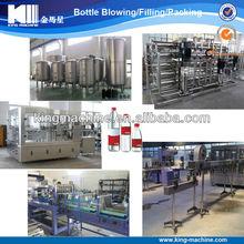 Mineral water plant,aqua system