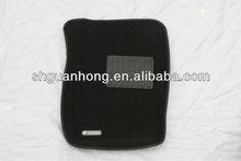 blanket car Mat, tufting car mat for kia/toyota/honda