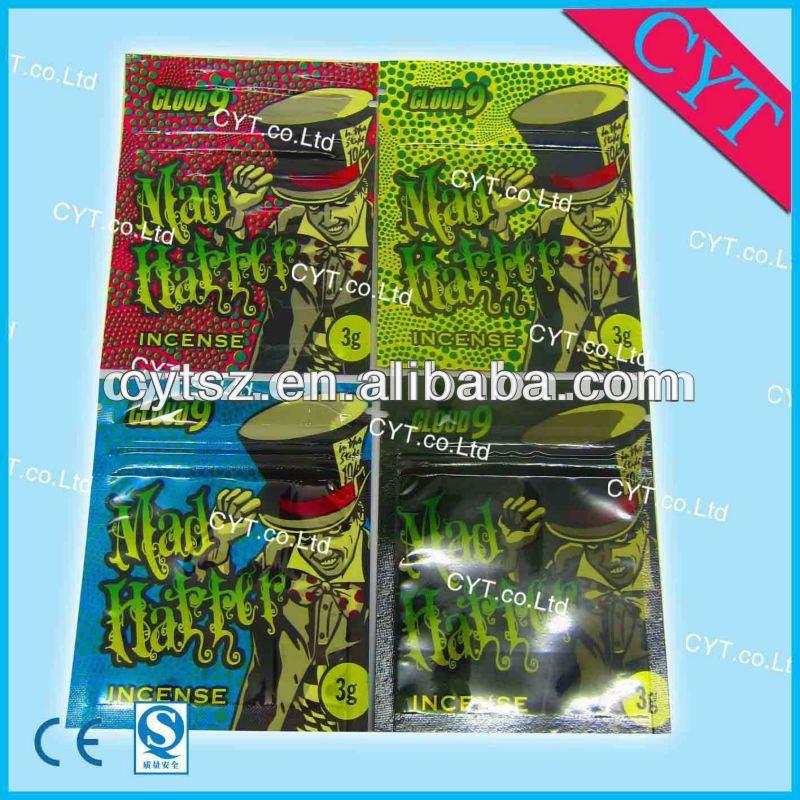 Mad Hatter Incense High Mad Hatter Herbal Incense