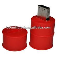 OEM Mini Oil Drum USB Pen Drive Cheap
