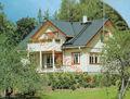 Baratos moderna casas pré-fabricadas