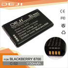 2013 CHINA Suppliers ! rechargeable batteries pack for blackberry wholesale mobile battery