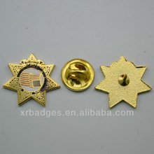 cutom badge emblems made in china high quality low price