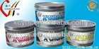 Hot!!! cmyk process high glossy non-skinning offset printing inks