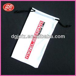 Qingdao Logo Printed Microfiber Glasses bags