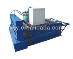 uncoiling flatten laminating plastic film metal roll steel roll machine supplier in china