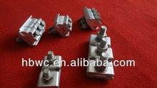 P G Clamps aluminium/copper 100mm2