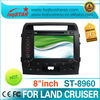 Car Audio Distributor for Toyota FJ Landcruiser with GPS 3G PIP Radio BT