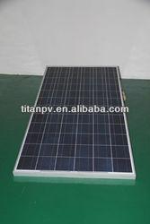 270w 35.0v solar panel for Brazil solar engery system
