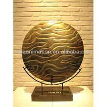 OEM elegant resin sculpted crafts