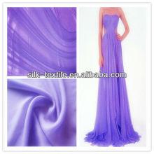 100% silk crinkle georgette fabric