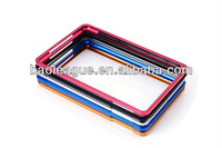 Brand New Luxury 2in1 Aluminum Bumper Frame Metal Case For iPad Mini