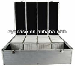1000 Disc aluminum CD/DVD case (ZYD-HZ613)