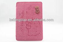 for ipad mini pu leather cover