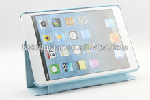 for ipad mini pu leather case