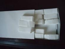 white paper confetti, 5*2color paper ,tissue paper confetti
