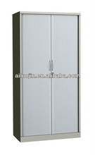Cheapest 2 color metal modern furniture plastic roller shutter for cabinet door made in luoyang China