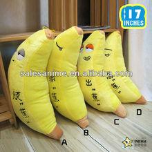 Wholesale AnimeBanana banana and banana banana. A high banana plush toys creative home furnishing ( four. )