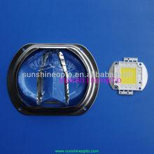 100W Led Glass lens for led street light