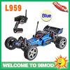 WLtoys L959 1:12 Scale 2.4G RC car blue
