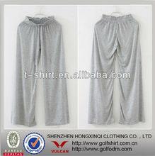 fashion gray light and thin knitting Yoga pants