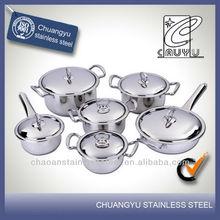 12 pcs brand cooking pots