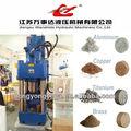 Y83-315 briquetas máquina de la prensa / aserrín de fabricación de briquetas de prensa