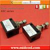 ASC series 1/4 one way pneumatic flow control valve