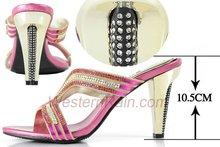 2013 Fashion Shoes Woman, Crystal Shoes High Heel Shoes Handmade