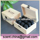 Natural essential oil for aroma scent diffuser device