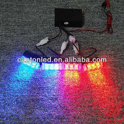 Led strobe/emergency/warning light car LED