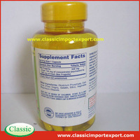 Health Foods Bee Propolis capsules Private label in bottles