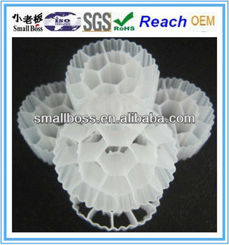 pond filter material floating plastic filter media beads biofilter media for germ wastewater treatment