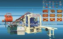 QT4-15C production program,malfunction diagnosis system block making machine