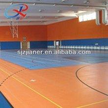 Basketball/badminton/tennis court PVC Sport Floor