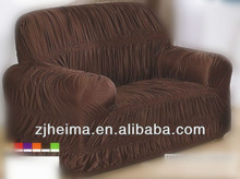 stretch sofa cover with elastic