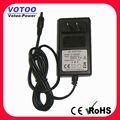 Ac universal/dc adaptador 12v, usado para produtos de cctv