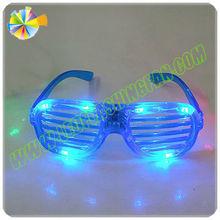 Dance&concert&party&festival led flashing shutter glasses